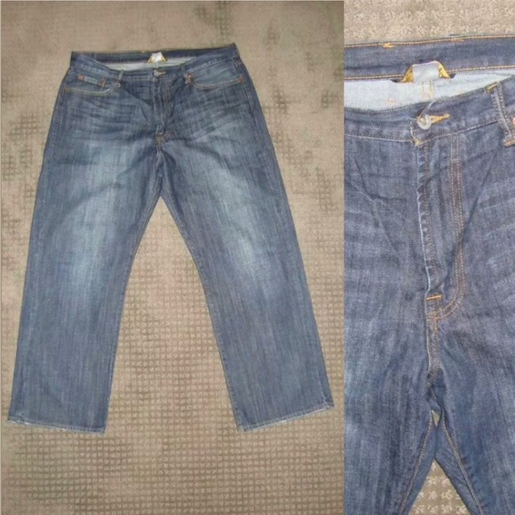 Lucky Brand Other - Lucky Brand Relaxed 181 Men's Jeans 36